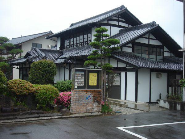 長坂町ふれあい歴史展示館